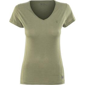 Fjällräven Abisko Cool - T-shirt manches courtes Femme - olive